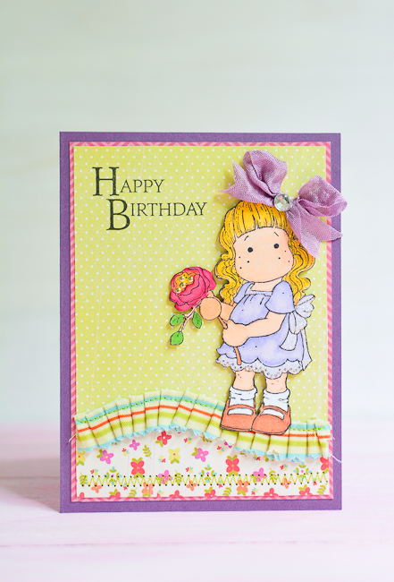 Happy Birthday Card For A Girl Craftgawker