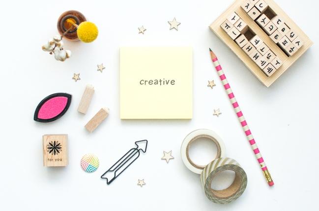 Creative Blog Hop +Giveaway