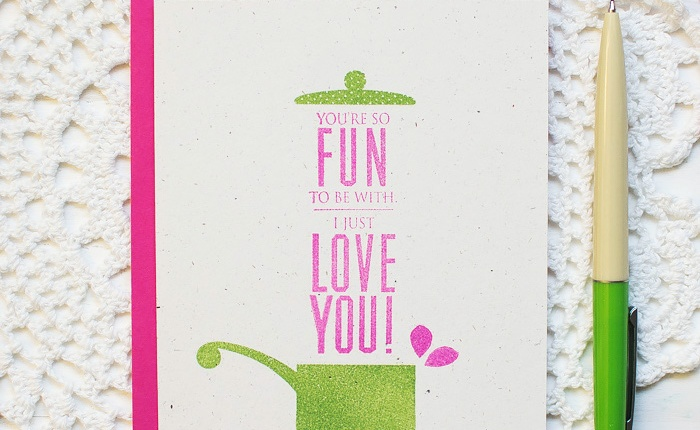 Penny Black: Cooking-Inspired Clean and SimpleCards