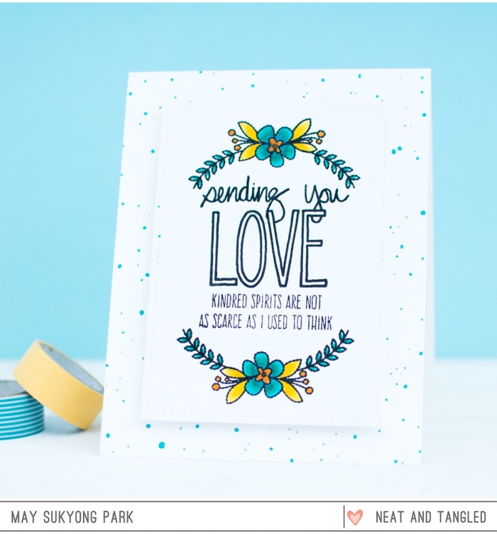 Neat and Tangled_Mixed Sentiment Card using Copic Coloring_May Park_3