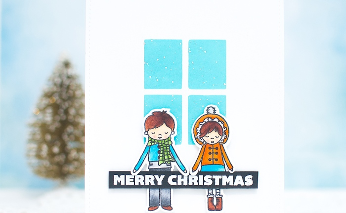 Video: Best CAS Cardmaker Contest – Merry ChristmasCard
