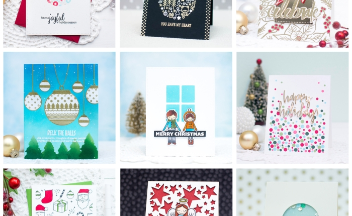 16 DIY Christmas Card Ideas for Friends and Family