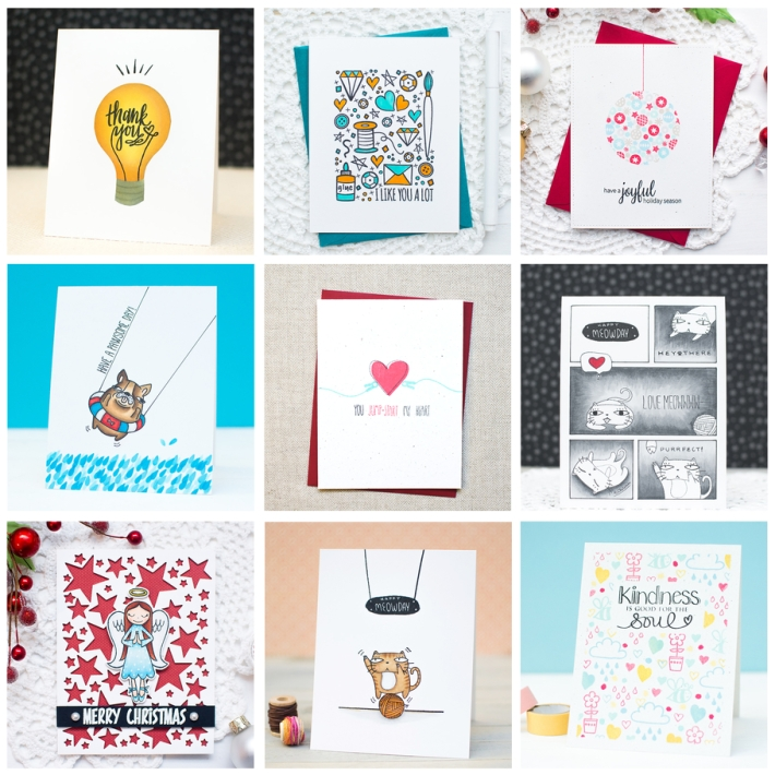DIY Handmade Card Inspiration