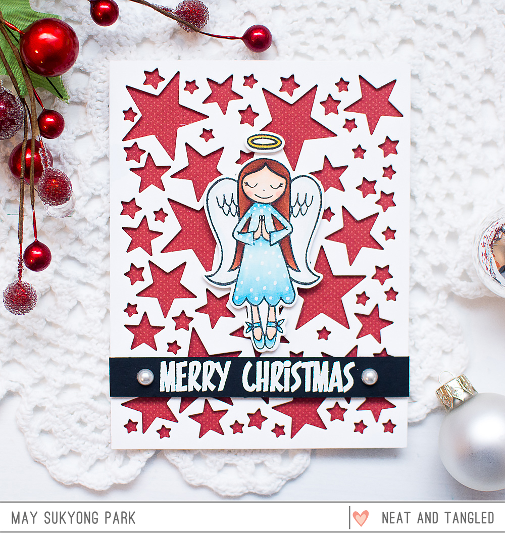 Neat and Tangled_Charistmas Card_May Park_2